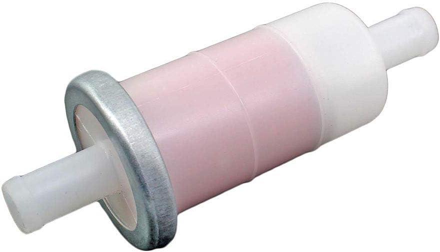 AISEN Lot de 3 filtres /à carburant 11 mm pour Honda CBR GL NT NTV ST VFR VT VTX XL XRV