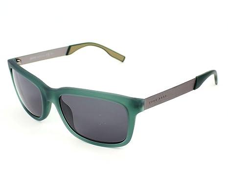 Amazon.com: hugo boss anteojos de sol BOSS 0552/S e78p9 ...