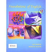 Foundations of English 12 - Student Edition