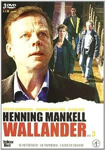 Henning Mankell Wallander Vol.3 [DVD]
