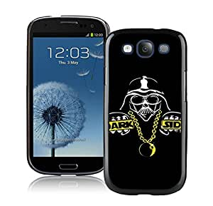 Popular And Unique Custom Designed Case For Samsung Galaxy S3 I9300 With Darth Vader Star Wars Black Phone Case