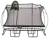 Springfree Trampoline - 8x13ft Large Oval Trampoline With Basketball Hoop and Ladder