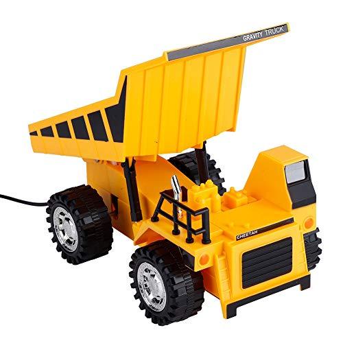 RC ダンプカー ダンプトラック エンジニアリング 小型 砂場 建設車両 全機能 ライト リモートコントロール 工事トラック 玩具 リモコン充電 モデルカー 子供 キッズ