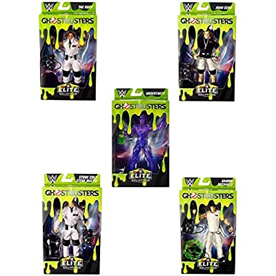 WWE Elite Ghostbusters Set: Toys & Games