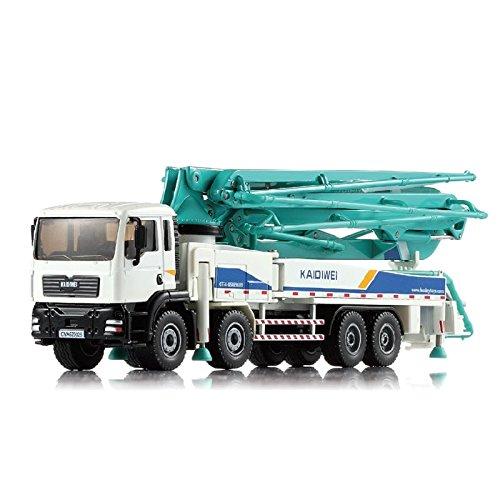 1:55 Concrete Pump Truck Diecast Car Model Car (Truck Cement Pump)