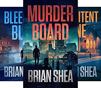Boston Crime Thriller