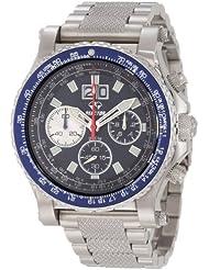 REACTOR Mens 81003 Valkrye Classic Pilot Watch