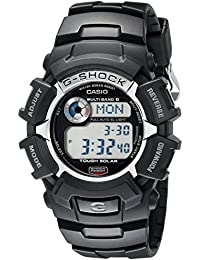 G-Shock GW2310-1 Men's Tough Solar Atomic Black Resin Sport Watch