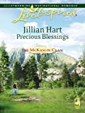 Precious Blessings by Jillian Hart front cover