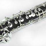TALLJO Oboe Instrument ABS Pipe Cupronickel Keys of