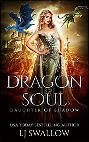 Amazon Fr Dragon Soul A Reverse Harem Fantasy Romance