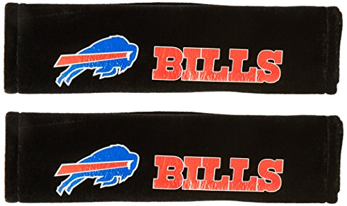 NFL Buffalo Bills Seat Belt Pad (Pack of 2)