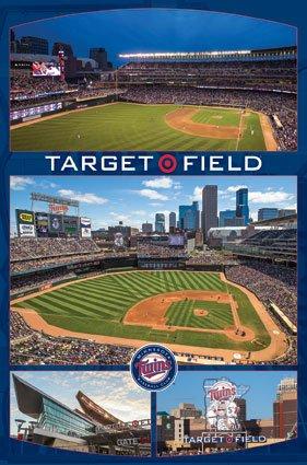 MLB Minnesota Twins, Target Field, 22