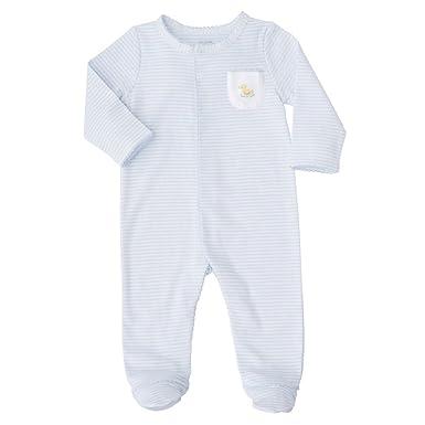 ef5f662abe Amazon.com  Mud Pie Baby Infant Duck Footed Long Sleeve Sleeper ...