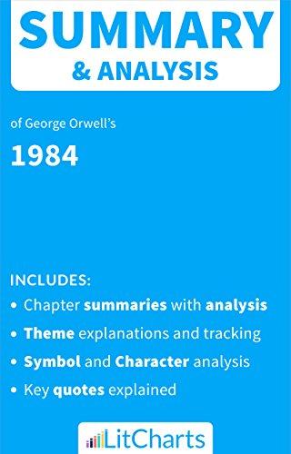 Amazon com: Summary & Analysis of 1984 by George Orwell