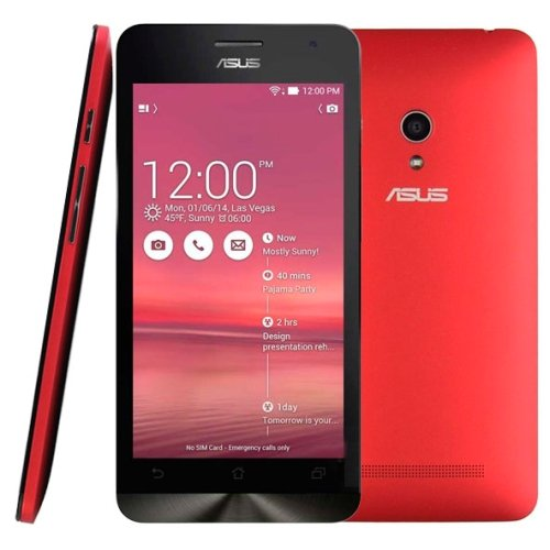 ASUS Zenfone 5 16GB RED-COLOR: Amazon in: Electronics