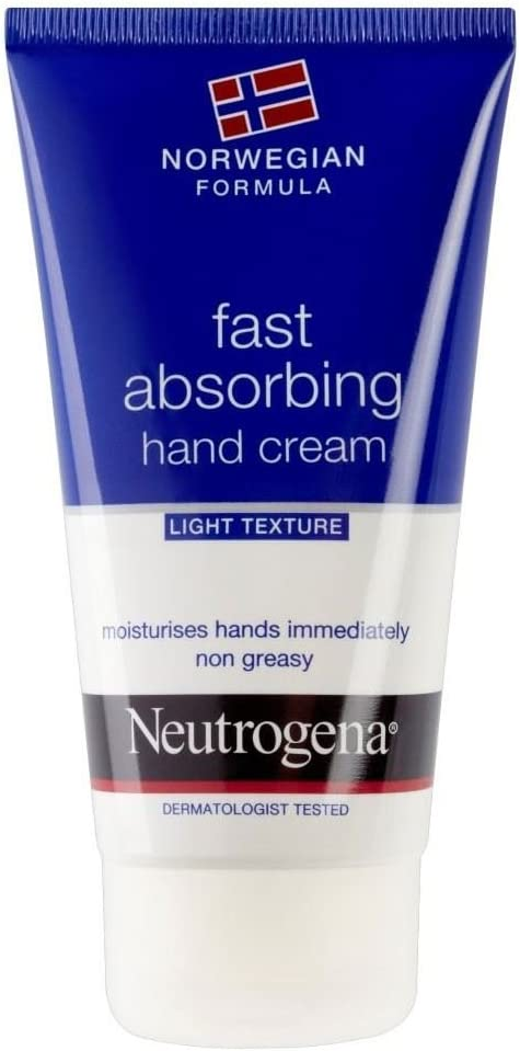 Norwegian Formula® Fast Absorbing Hand Cream