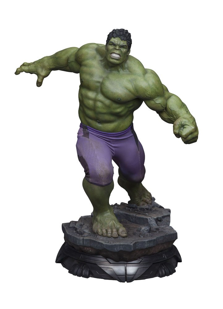 Avengers Age of Ultron Maquette Hulk 61 cm Sideshow Collectibles Marvel Statues