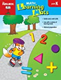 Math Learning Mats, The Mailbox Books Staff, 1562349031