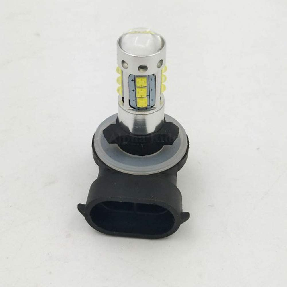 Cosmoska 1PC 50W LED Headlight Bulbs Super White For Ariens Halogen Bulb Replace OEM Part 00432600