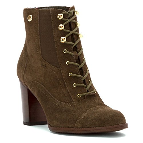 tommy-hilfiger-felecia-women-us-65-green-ankle-boot