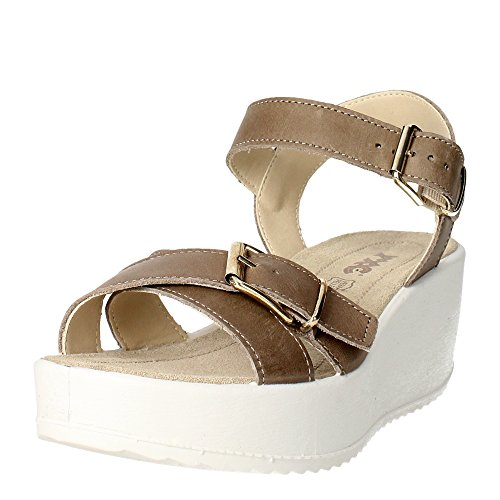 Imac 52700 Sandal Women Brown Taupe hEVMyChC