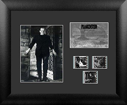 Frankenstein Boris Karloff Film Cell