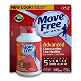 move free 160 - Move Free Advanced Triple Strength 160 caplets by SCHIFF