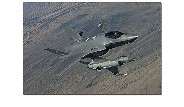 Amazon com: Tomorrow sunny F-35 Joint Strike Fighter vs F-22