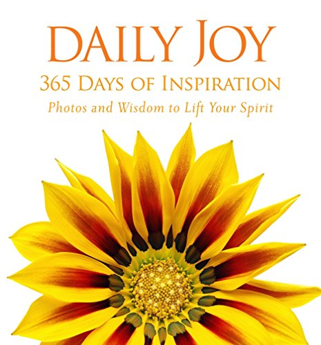 Daily Joy: 365 Days of Inspiration (Best Motivational Quote Of The Day)