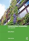 Construction Economics, Danny Myers, 0415527791