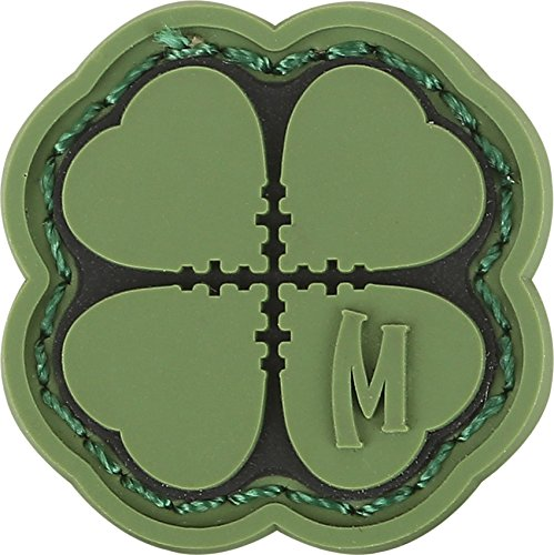 "Maxpedition Lucky Shot Clover 0.94 x 0.94"" Micropatch"