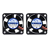 30mm fan - BIQU 3010s 30MM 30 x 30 x 10MM 12V 2Pin DC Cooler Small Cooling Fan for 3D Pinter part