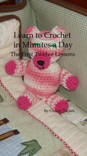 Learn Crochet Minutes Day Lessons ebook product image