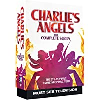 Charlie's Angels The Complete Series 20 Discs DVD Set
