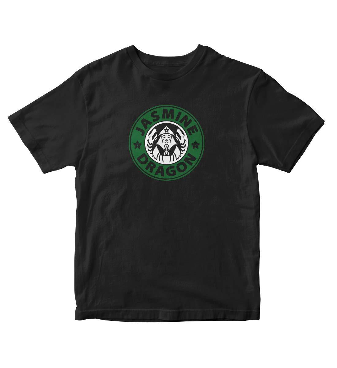 Jasmine Dragon Tea Shop Avatar Black Shirt S M123