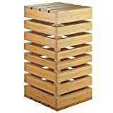 12W x 12D x 7H Bamboo Crate Risers 1 Ct