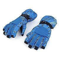 OUTAD Außen 100% wasserdichte TPU Ski-Handschuh für Mann