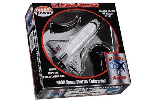 """1:300 モデル パワー 航空 コレクション 5823-5 ロックウェル Space Shuttle ダイキャスト モデル NASA, OV-101 """"Enterprise"""" 並行輸入品"""