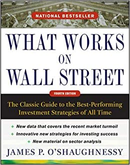 Image result for what works on wall street