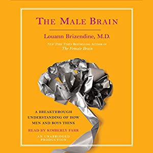 The Male Brain Hörbuch