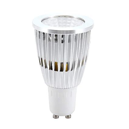 Amazon com: Riuty GU10 7W LED Bulbs, GU10 Base AC100-245V