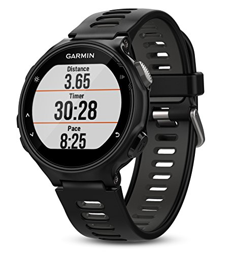 Garmin Forerunner 735XT (Black/Gray) Power Bundle | Includes HD Glass Screen Protectors (x2) & PlayBetter Portable Charger | Multisport GPS Training Watch by PlayBetter (Image #5)
