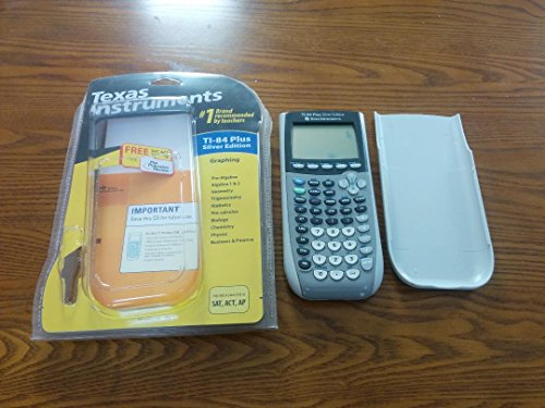 TI-84 Plus Silver Edition  for sale  Delivered anywhere in USA