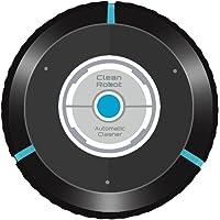 OWSOO Robot de Barrido Smart Automático para Hogar Barredor del Limpiador Papel Cabello Polvo