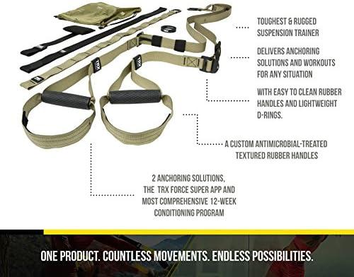 TRX Tactical Kit de accesorios para entrenamiento de ...