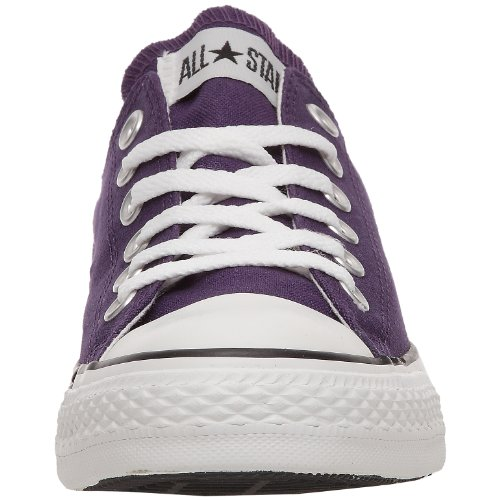 Converse Chuck Taylor All Star - Zapatillas de tela, unisex morado