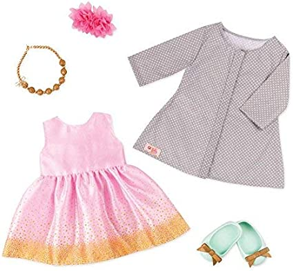 Our Generation Deluxe 18 Balerina Outfit