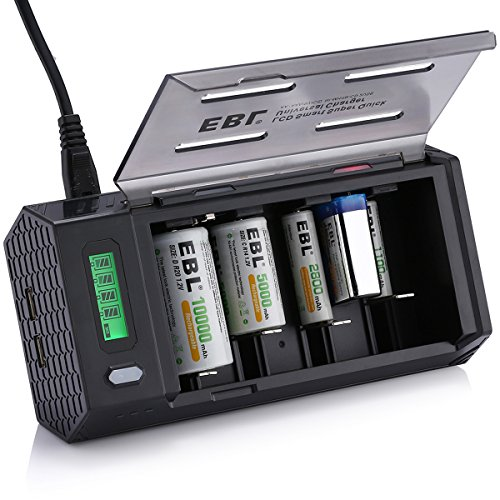 d batteries charger - 3