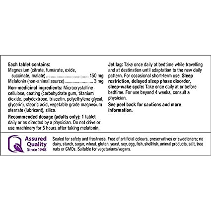 Amazon.com: Webber Naturals Melatonin, 5 mg, Easy Dissolve, 240 Sublingual Tablets: Health & Personal Care